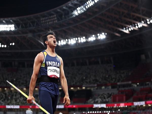 Neeraj Chopra (Photo: World Athletics)