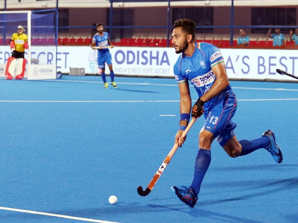 Indian hockey defender Harmanpreet Singh