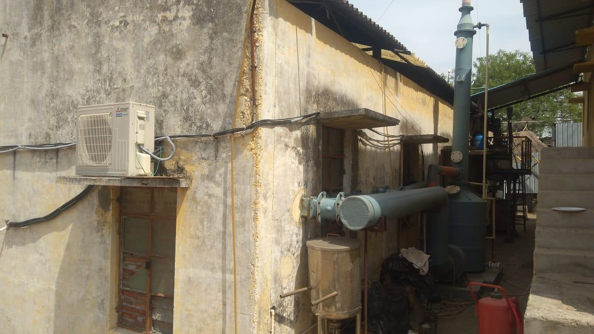 Ketamine producing unit sealed in Nacharam (Hyderabad)