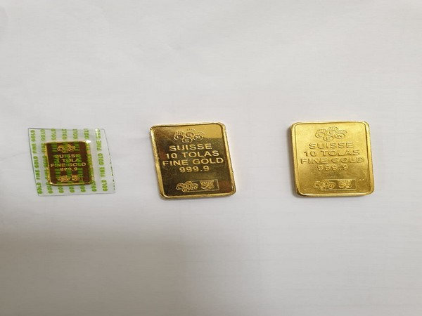 837.2 grams of gold seized