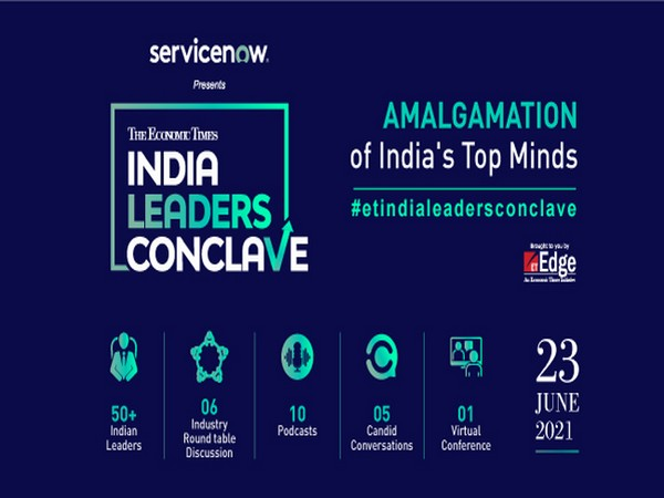 The Economic Times India Leadership Conclave 2021