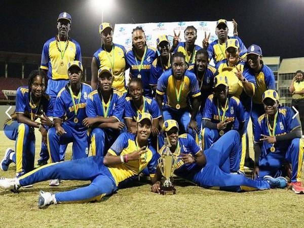 Barbados Women's team (Image: CWI)