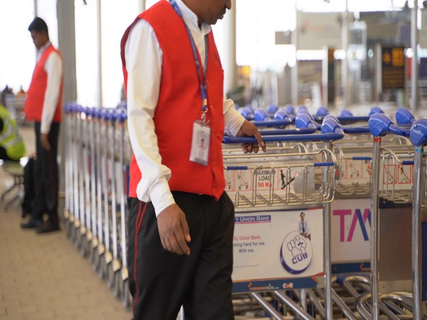 GMR led Hyderabad International Airport has introduced the Internet of Things (IoT) enabled Smart baggage trolleys