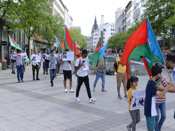BRP Germany Chapter has launched a social media campaign titled #justiceforbalochpeople.