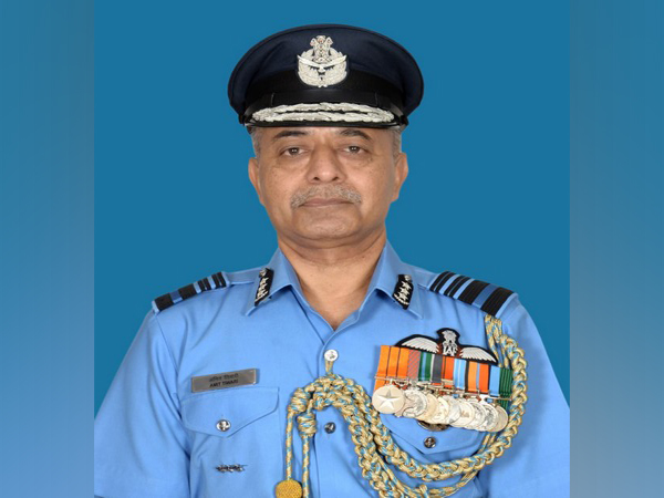 Air Marshal Amit Tiwari AVSM, VM, Air Officer Commanding-in-Chief, Southern Air Command