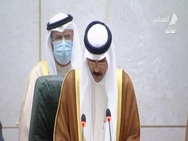 Kuwait's new Emir Nawaf Al-Ahmed Al-Jaber Al-Sabah.