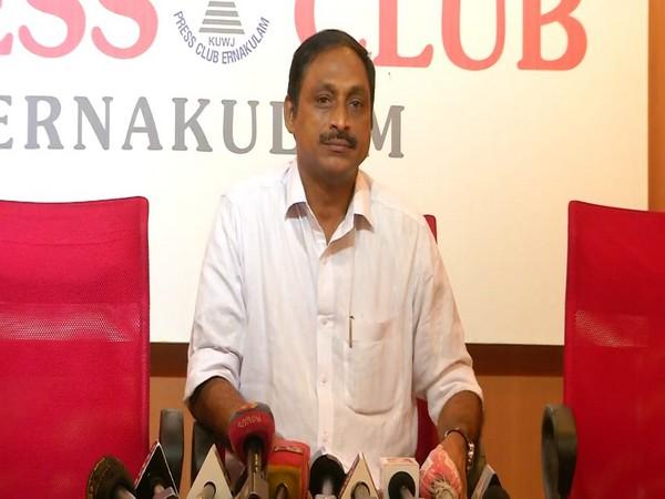 Kerala Congress (PC Thomas faction) general secretary PJ Babu