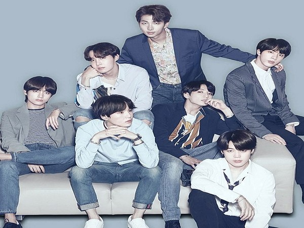 K-pop band BTS