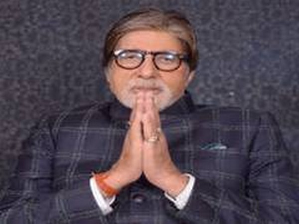 Megastar Amitabh Bachchan (Image Source: Twitter)