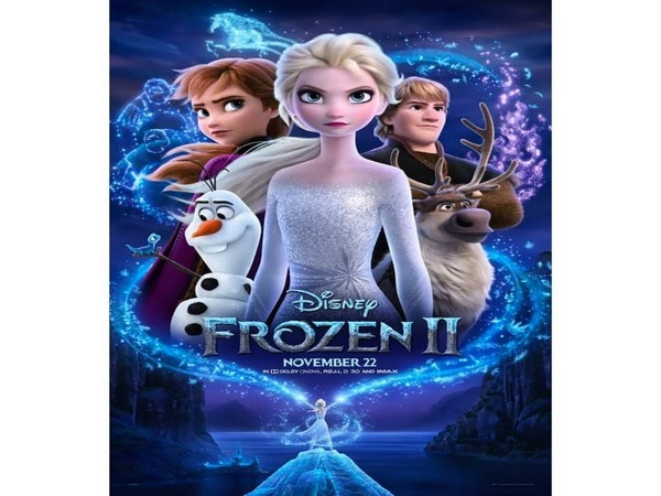 Frozen 2 Poster (Image Courtesy :Instagram)