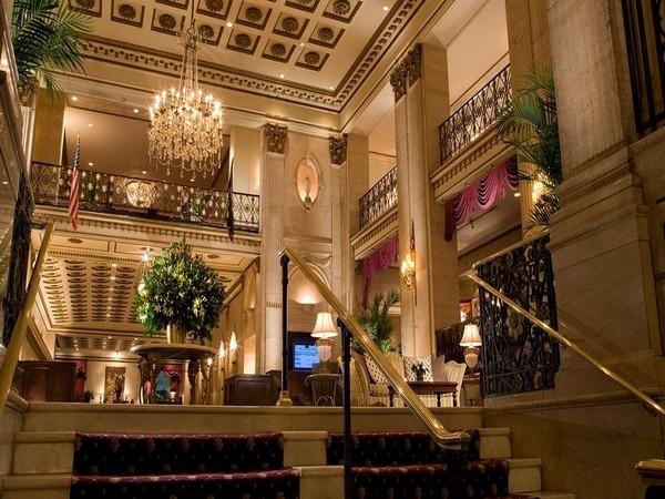 The Roosevelt Hotel (Credit: Facebook/The Roosevelt Hotel)