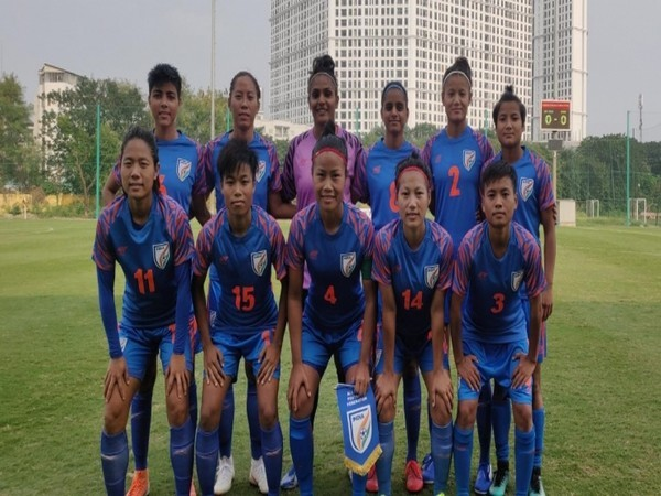 India women's football team (Photo/ Indian Football Team Twitter)