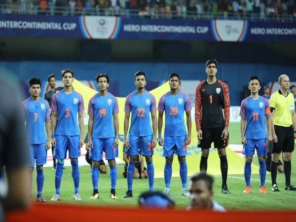 Indian men's football team (Photo/AIFF)