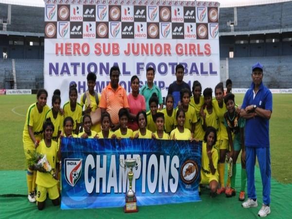 Jharkhand team (Photo/AIFF)