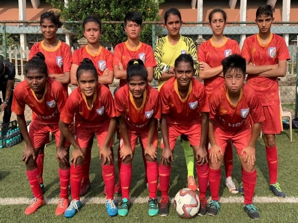 India women's U17 team (Photo/AIFF)