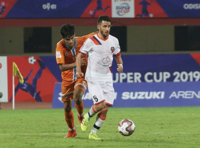 FC Goa beats Chennai City FC 3-0 at Kalinga Stadium on Tuesday.