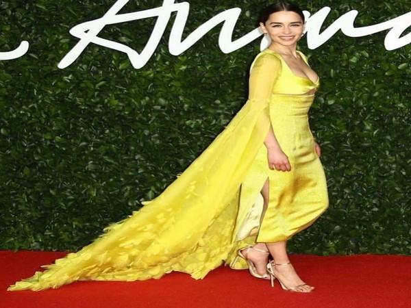 Emilia Clarke (Image courtesy: Instagram)