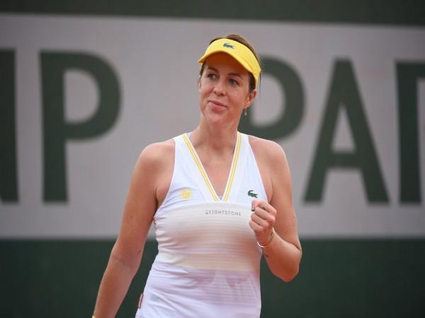 Russian tennis player Anastasia Pavlyuchenkova (Photo/ Roland Garros Twitter)