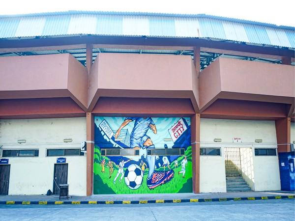 Mumbai City FC unveil new mural