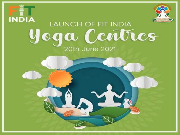 Fit India Yoga centers (File Photo)