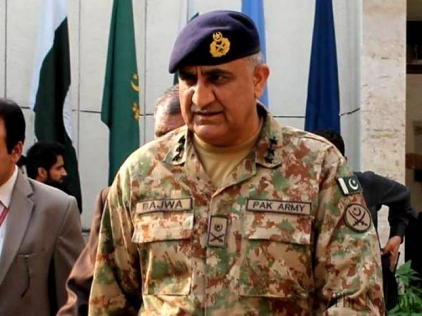 Pakistan Chief of Army Staff General Qamar Javed Bajwa