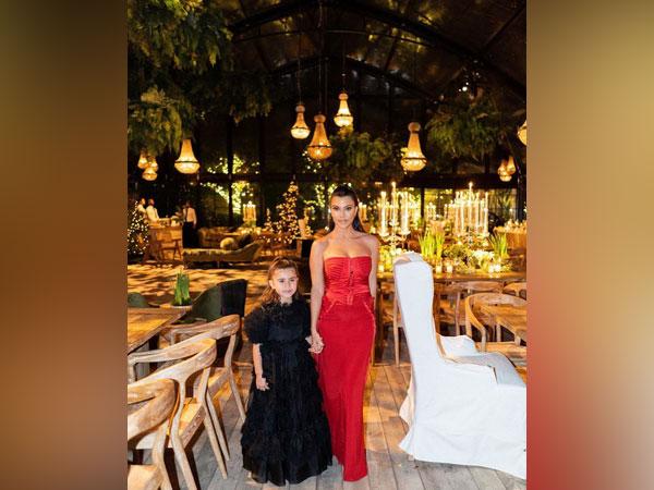 Kourtney Kardashian with daughter Penelope