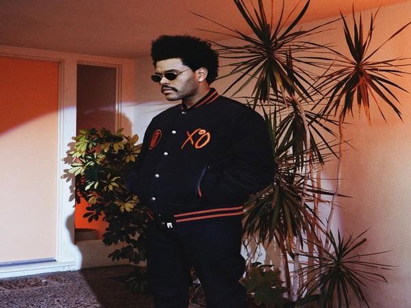 Singer The Weeknd (Image Source: Instagram)
