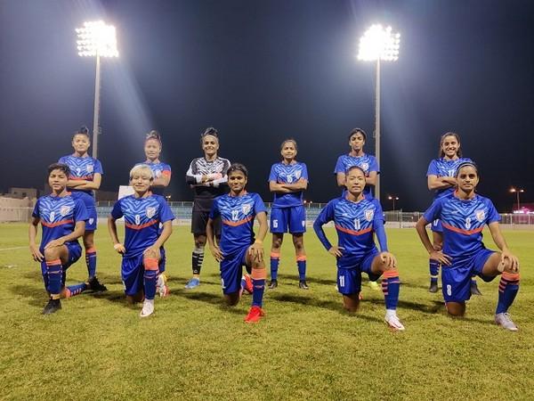 The India women's football team (Image: AIFF)