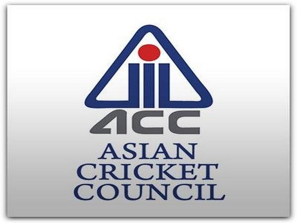 Logo of Asian Cricket Council