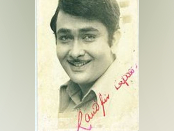 Randhir Kapoor in his younger days (Image Source: Instagram)