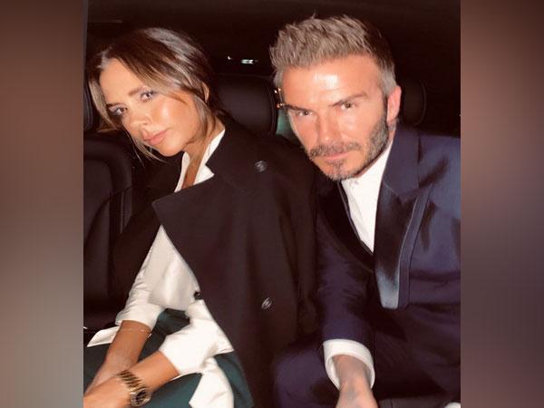 Victoria and David Beckham (Image courtesy: Instagram)