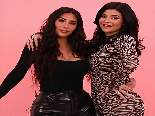 Kim Kardashian West and Kylie Jenner in a new makeup video on YouTube (Image courtesy: Instagram)