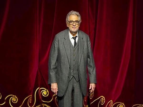 Spanish Opera Singer Placido Domingo (Image courtesy: Instagram)