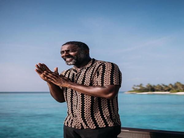 Actor Idris Elba (Image courtesy: Instagram)