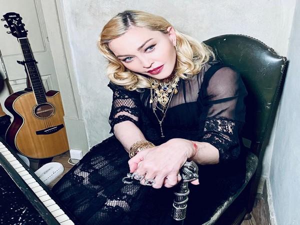 Singer Madonna (Image courtesy: Instagram)
