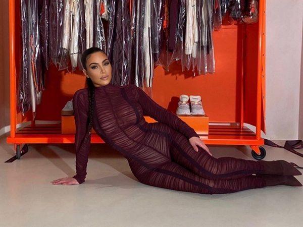 Kim Kardashian West in Adidas x Ivy Park Collection (Image courtesy: Instagram)