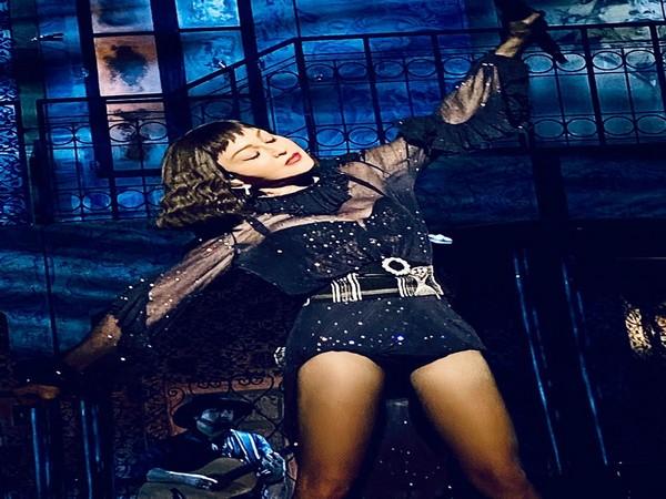 American singer Madonna (Image courtesy: Instagram)