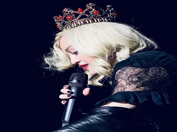 Madonna (Image courtesy: Instagram)