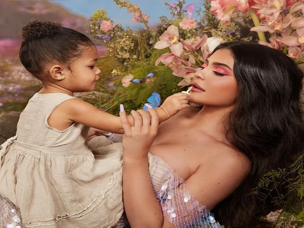Stormi along with mom Kylie Jenner (Image courtesy: Instagram)