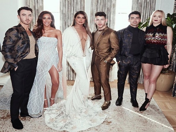 Kevin Jonas and Danielle Jonas, Priyanka Chopra and Nick Jonas , Joe Jonas and Sophie Turner (Image courtesy: Instagram)