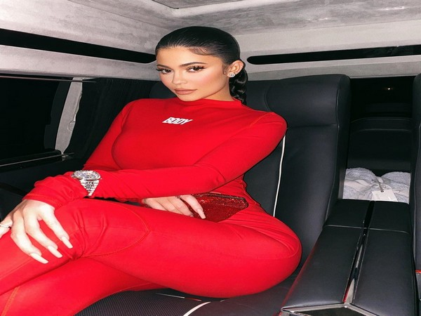 Kylie Jenner attends star-studded Valentine's Day party