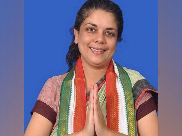 Congress Leader Shruti Devi
