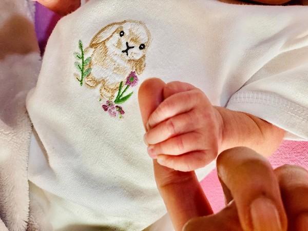 Shilpa Shetty Kundra, Raj Kundra welcome baby girl Samisha Shetty Kundra (Image courtesy: Instagram)
