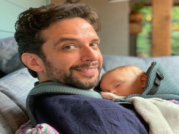 Actor Nick Cordero (Image Source: Instagram)