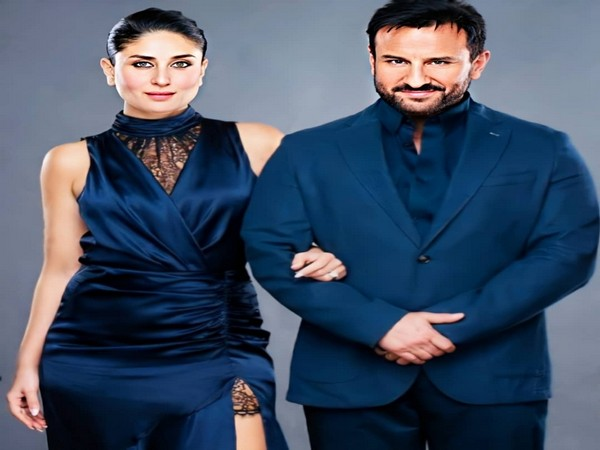 Celebrity couple Kareena Kapoor Khan and Saif Ali Khan (Image Source: Instagram)