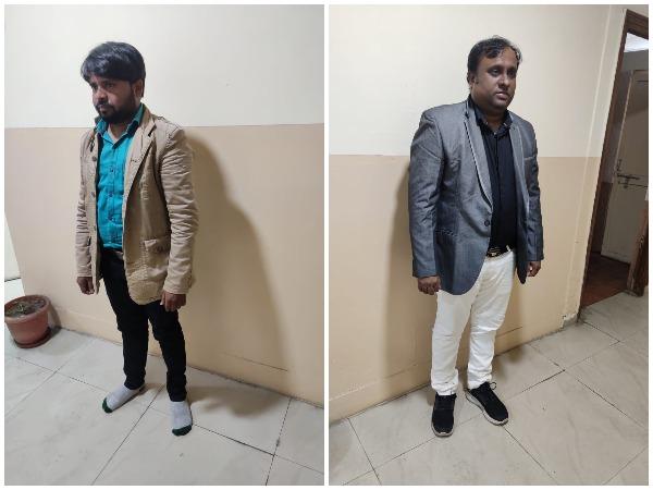 Vijay Masih and Md Abutalif Mansuri