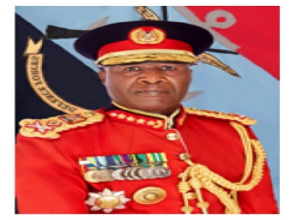 General R. Kibochi (File Image)