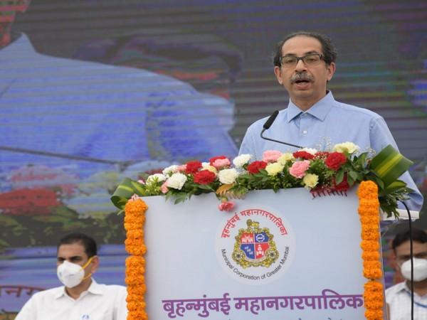 Maharashtra Chief Minister Uddhav Thackeray (Photo/ANI)