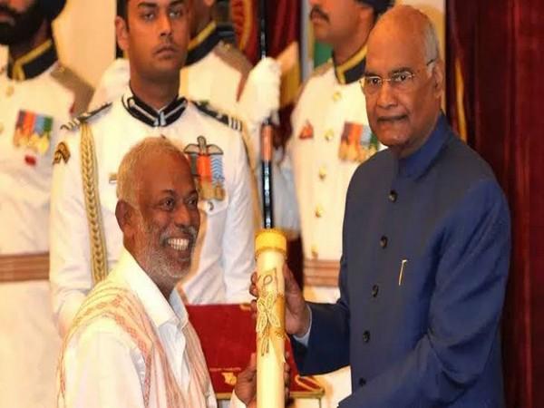 Padma Shri awardee D Prakash Rao (File Photo)