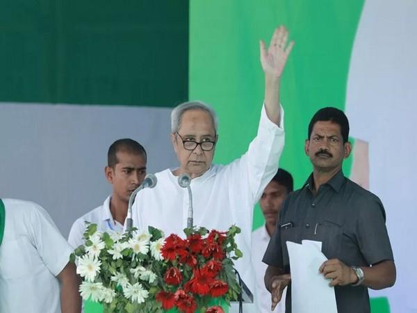 Odisha Chief Minister Naveen Patnaik.File Photo/ANI